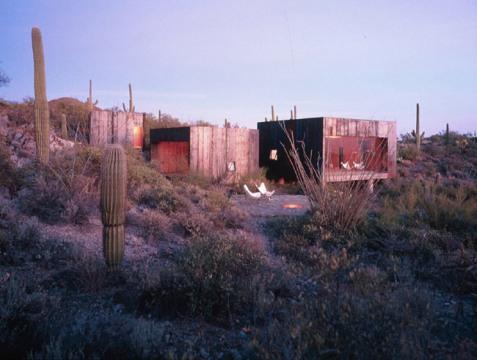 Desert Nomad House rick joy, rick joy architects, ltd., tucson, arizona