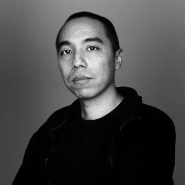 portrait of Apichatpong
